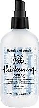 Духи, Парфюмерия, косметика Спрей для густоты волос - Bumble and Bumble Prime Thickening Spray Pre-Styler