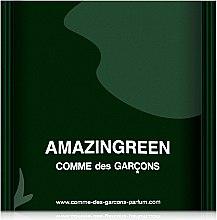 Духи, Парфюмерия, косметика Comme des Garcons Amazingreen - Парфюмированная вода (пробник)