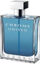 Духи, Парфюмерия, косметика Azzaro Chrome United - Туалетная вода (тестер с крышечкой)