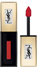 Духи, Парфюмерия, косметика Лак для губ - Yves Saint Laurent Rouge Pur Couture Vernis a Levres Pop Water
