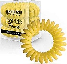 Духи, Парфюмерия, косметика Резинки для волос - Joko Blend Power Bobble Yellow