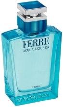 Духи, Парфюмерия, косметика Gianfranco Ferre Acqua Azzurra - Туалетная вода (тестер с крышечкой)