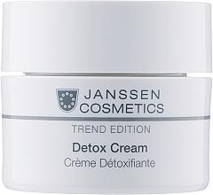 Духи, Парфюмерия, косметика Антиоксидантный детокс-крем - Janssen Cosmetics Skin Detox Cream