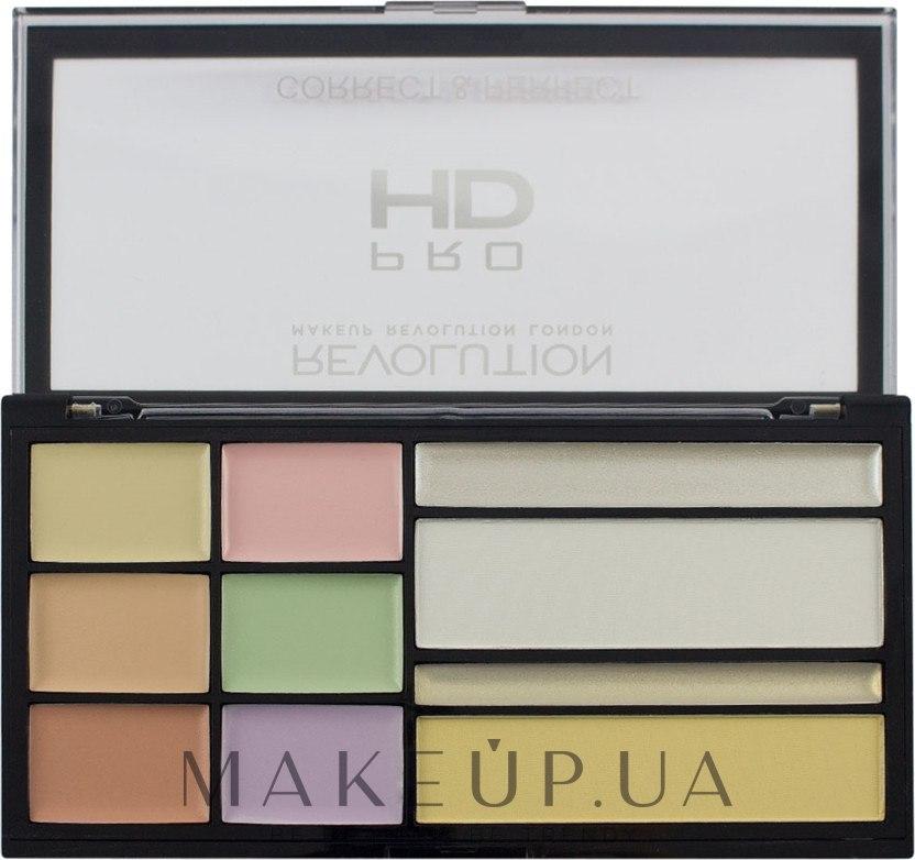 MAKEUP - Палетка корректоров для лица - Makeup Revolution ...