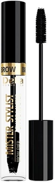 Гель для стилизации бровей - Delia Cosmetics Mister Stylist Shape Master