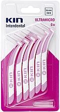 Духи, Парфюмерия, косметика Межзубная щетка 0,6 мм - Kin Ultramicro ISO 0