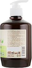 """Жидкое мыло для рук """"Алоэ и авокадо"""" - Зеленая аптека — фото N2"""