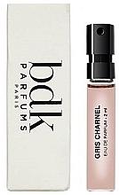 Духи, Парфюмерия, косметика BDK Parfums Gris Charnel - Парфюмированная вода (пробник)