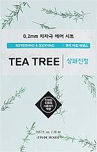 Духи, Парфюмерия, косметика Маска для проблемной кожи с экстрактом чайного дерева - Etude House Therapy Air Mask Tea Tree