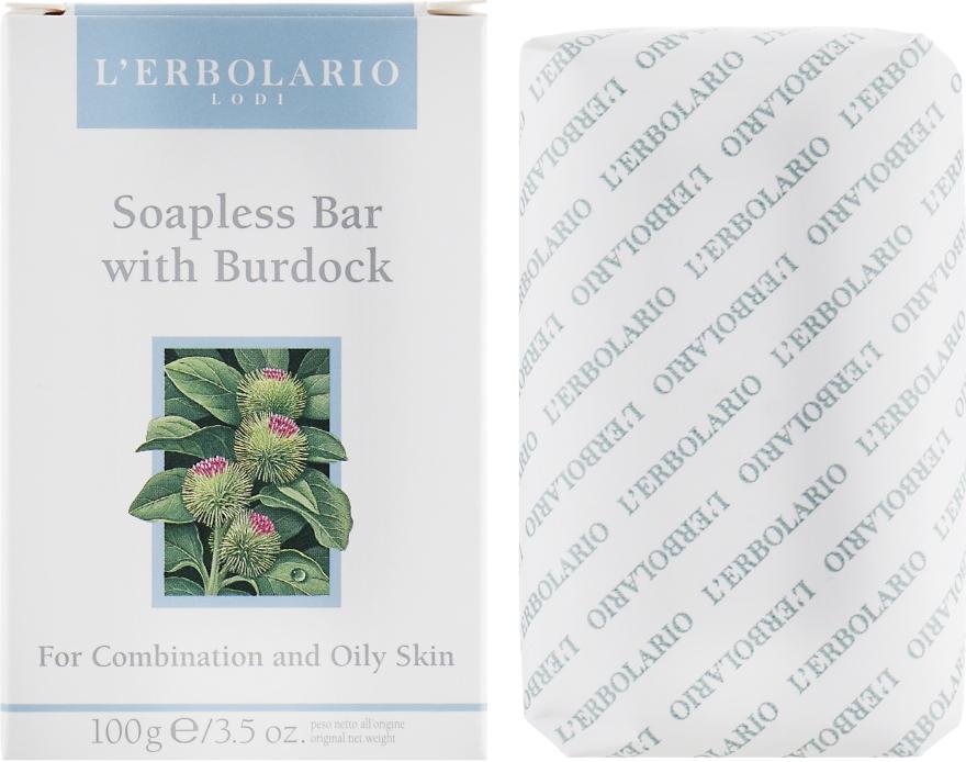 Нещелочное мыло с репейником - L'Erbolario Panetto Di Non Sapone