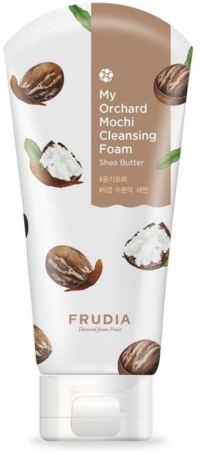 Очищающая пенка для лица с маслом ши - Frudia My Orchard Shea Butter Mochi Cleansing Foam