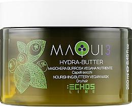 Духи, Парфюмерия, косметика Питательная масляная маска для волос - Echosline Maqui 3 Nourishing Buttery Vegan Mask