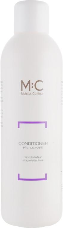 Кондиционер-ополаскиватель для восстановления волос - M:C Meister Coiffeur Conditioner Pferdemark