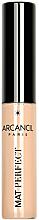 Духи, Парфюмерия, косметика Жидкий консилер - Arcancil Mat Perfect Liquid Concealer