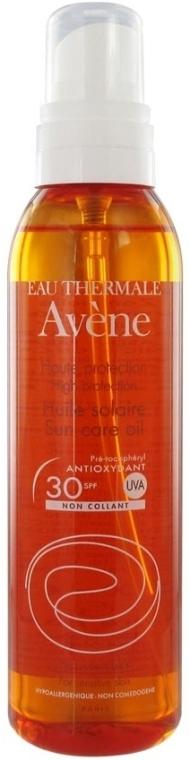 Масло для тела - Avene Hulie Solarie SPF 30