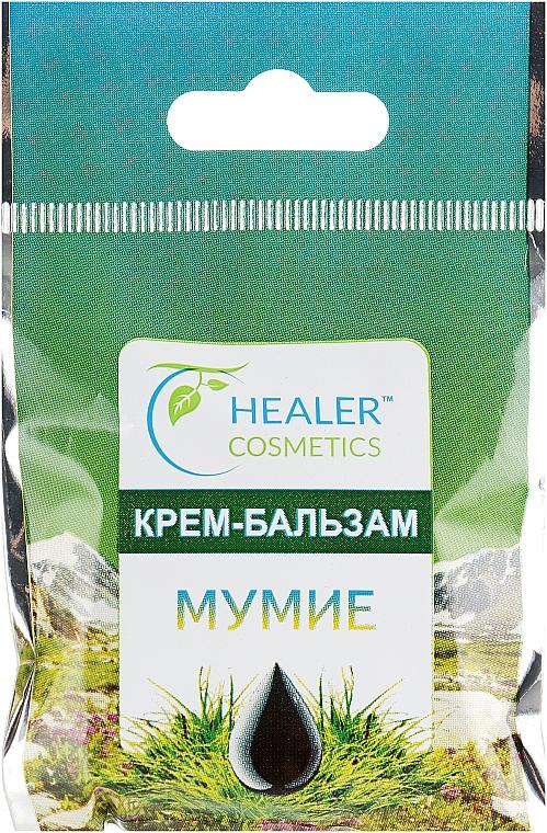 Крем-бальзам в подарок, при покупке четырех акционных товаров Healer Cosmetics
