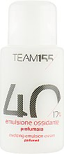 Духи, Парфюмерия, косметика Эмульсия для волос 12% - Team 155 Oxydant Emulsion 40 Vol