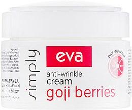 Духи, Парфюмерия, косметика Крем от морщин с ягодами годжи - Eva Simply Goji Cream