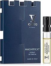 Духи, Парфюмерия, косметика V Canto Magnificat - Парфюмированная вода (пробник)