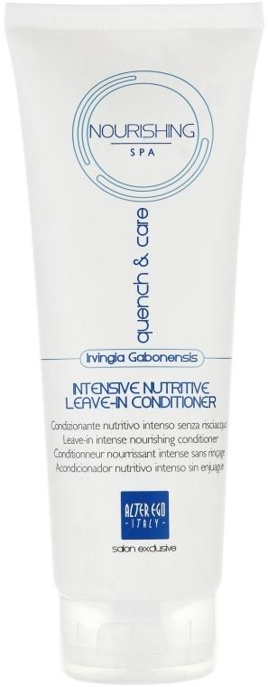 Увлажняющий кондиционер для волос несмываемый - Alter Ego Intensive Nutritive Leave-In Conditioner