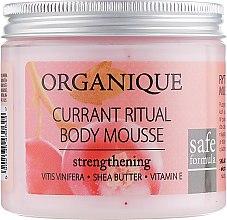 Духи, Парфюмерия, косметика РАСПРОДАЖА Мусс для тела - Organique Currant Ritual Body Mousse *