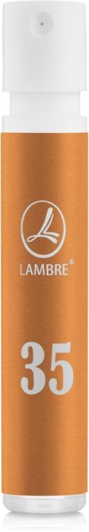 Lambre 35 - Духи (пробник)
