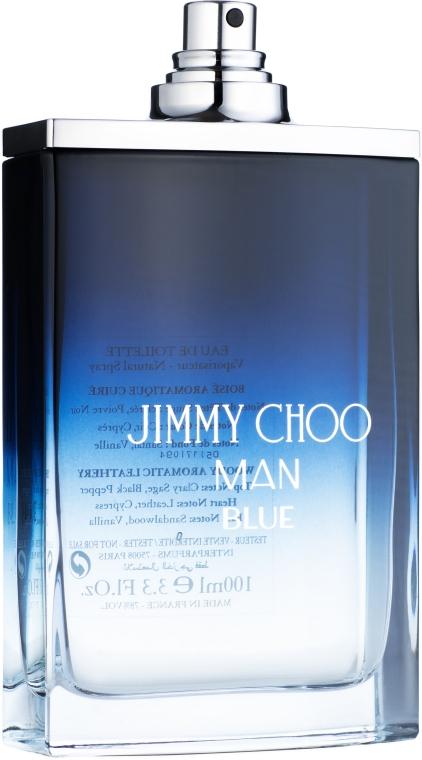 Jimmy Choo Man Blue - Туалетная вода (тестер без крышечки)