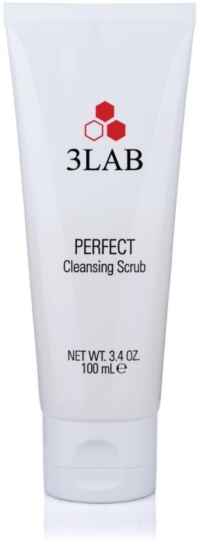 Очищающий скраб для кожи лица - 3Lab Perfect Cleansing Scrub