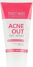 """Духи, Парфюмерия, косметика Гель """"Кислородное умывание"""" для жирной и проблемной кожи - Biotrade Acne Out Oxy Wash Cleansing Gel For Face (мини)"""