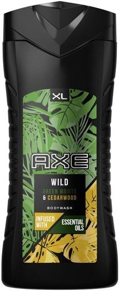 Гель для душа - Axe Wild Green Mojito & Cedarwood — фото N1