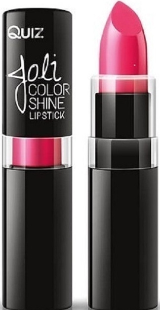 Стойкая помада для губ - Quiz Cosmetics Joli Color Shine Long Lasting Lipstick