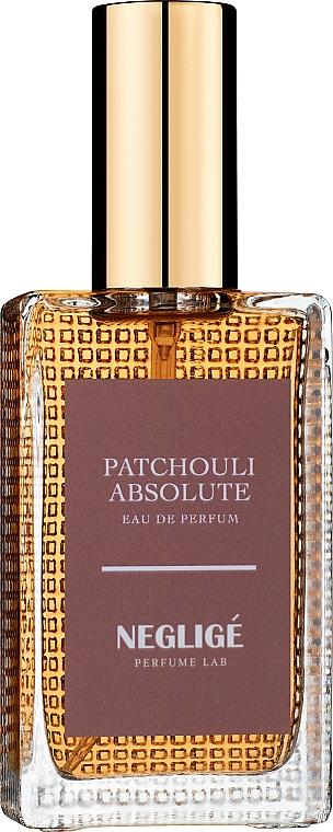 Neglige Patchouli Absolute - Парфюмированная вода
