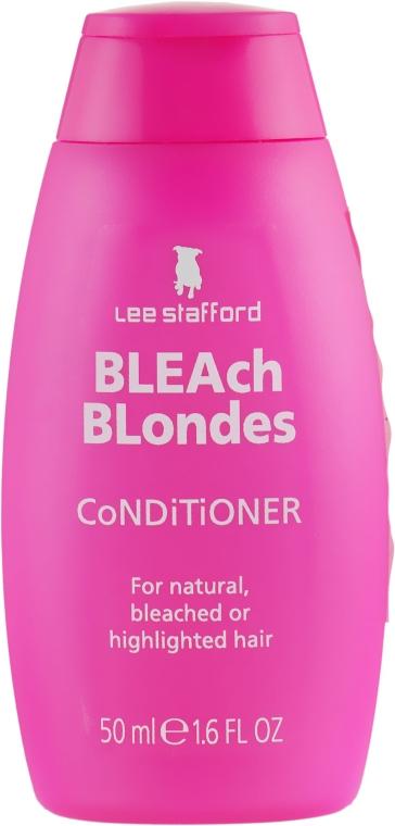 Увлажняющий кондиционер для осветленных волос - Lee Stafford Bleach Blonde Conditioner