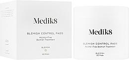 Духи, Парфюмерия, косметика Подушечки с салициловой кислотой - Medik8 Blemish Control Pads