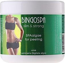 Духи, Парфюмерия, косметика Пилинг для похудения с водорослями - BingoSpa