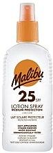 Духи, Парфюмерия, косметика Солнцезащитное лосьон-спрей для тела - Malibu Sun Lotion Spray Medium Protection Water Resistant SPF 25