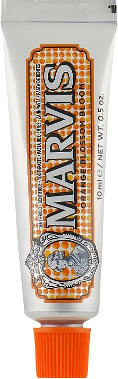 "Зубная паста ""Цветок апельсина"" - Marvis Orange Blossom Bloom (мини)"