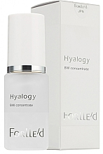 Духи, Парфюмерия, косметика Сыворотка для лица - ForLLe'd Hyalogy BW Concentrate