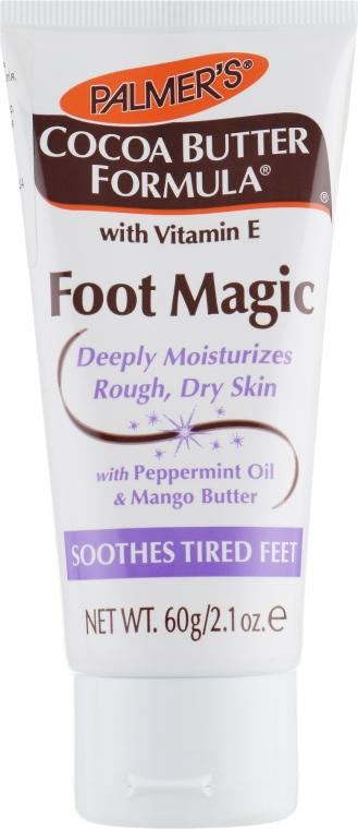 """Крем для ног """"Волшебные ножки"""" с Маслом Какао - Palmer's Cocoa Butter Formula Foot Cream"""