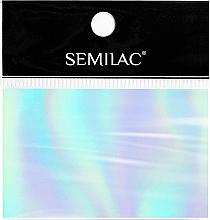Духи, Парфюмерия, косметика Фольга для дизайна ногтей - SEMILAC Transfer Foil