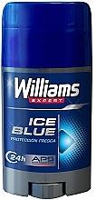 Духи, Парфюмерия, косметика Дезодорант-стик - Williams Expert Ice Blue Deodorant Stick