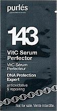 "Духи, Парфюмерия, косметика ВитС сыворотка ""Совершенство"" - Purles DNA Protection Expert 143 VitC Serum Perfector (пробник)"