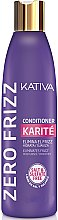 Духи, Парфюмерия, косметика Разглаживающий кондиционер для волос - Kativa Zero Frizz Conditioner