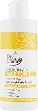Духи, Парфюмерия, косметика Тоник для лица с маслом календулы - Farmasi Dr. C. Tuna Calendula Oil Face Tonic