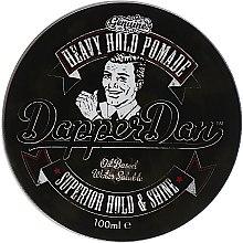 Духи, Парфюмерия, косметика Восковая помада для укладки волос - Dapper Dan Heavy Hold Pomade