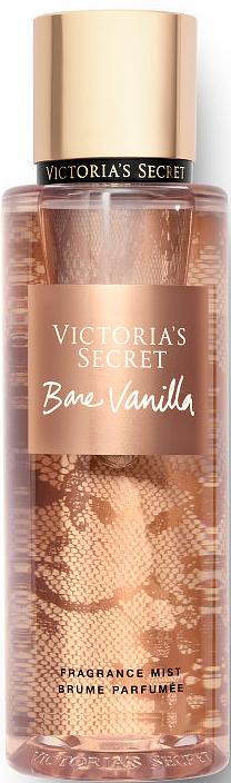 Парфюмированный спрей для тела - Victoria's Secret Bare Vanilla Fragrance Mist