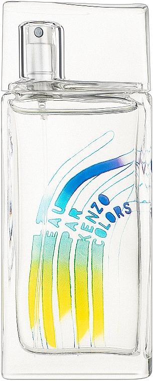 Kenzo L'Eau Par Colors Pour Homme - Туалетная вода