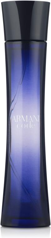 Giorgio Armani Code Women - Парфюмированная вода — фото N3