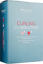 Духи, Парфюмерия, косметика Комплекс для завивки волос (жидкость + нейтрализатор) - Pro. Co Hair Curling System