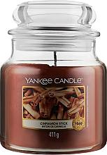 "Духи, Парфюмерия, косметика Ароматическая свеча ""Палочки корицы"" в банке - Yankee Candle Cinnamon Stick"